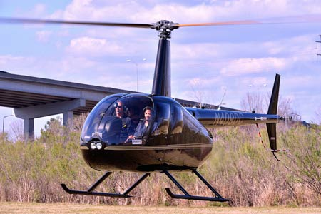 Savannah Helicopter Charter Services