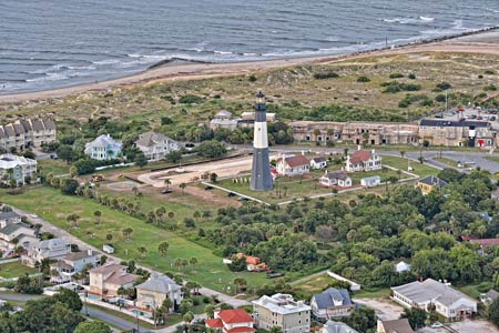 Tybee Island Helicopter Tour