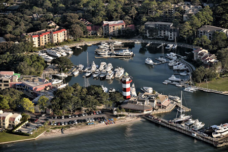 Savannah & Hilton Head Tour offered by Southeast Helicopter